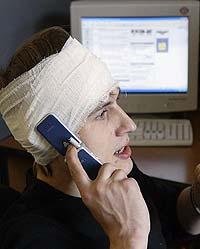Вред здоровью от излучения компьютеров и мобильных телефонов