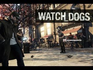 Скриншот игры watch dogs