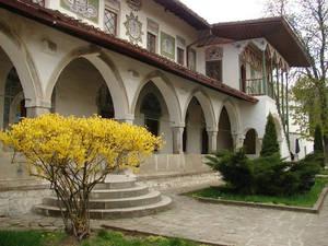 Ханский дворец в Бахчисарае (Крым)