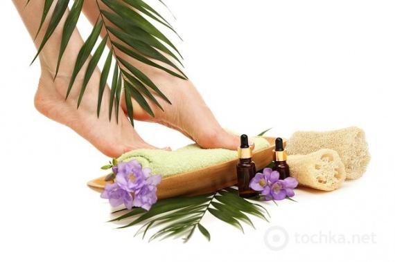 Народные рецепты от грибка ногтей