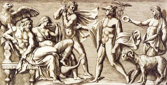 личность в античной культуре