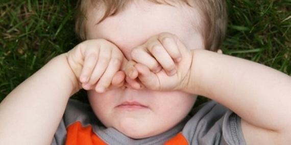 Симптомы детского хламидиоза