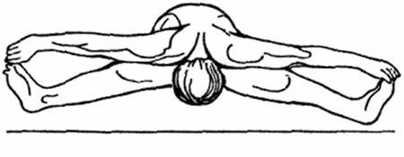позы йоги от геморроя