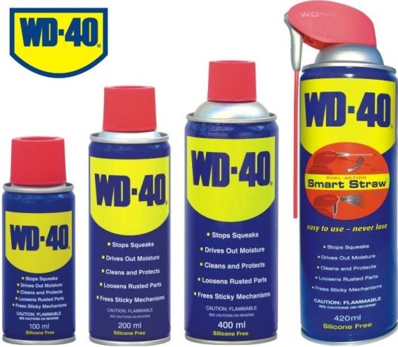 WD-40 - форм-фактор